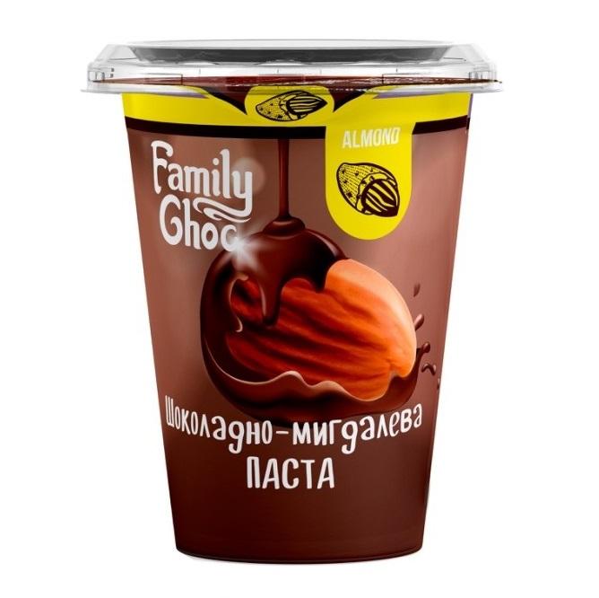 шоколадно ореховая паста